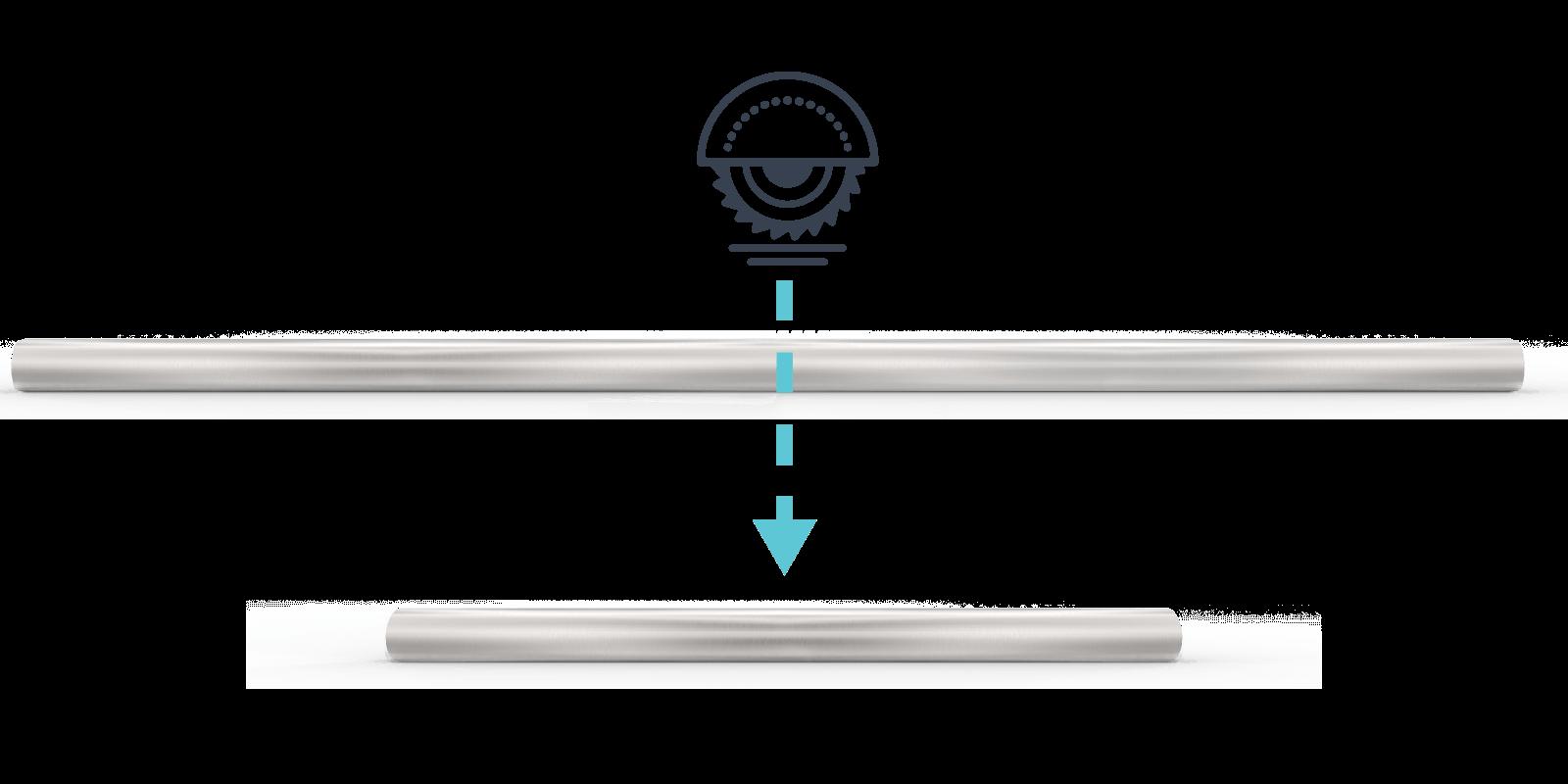 Hvordan vi fremstiller vores metalvandflasker - Step1