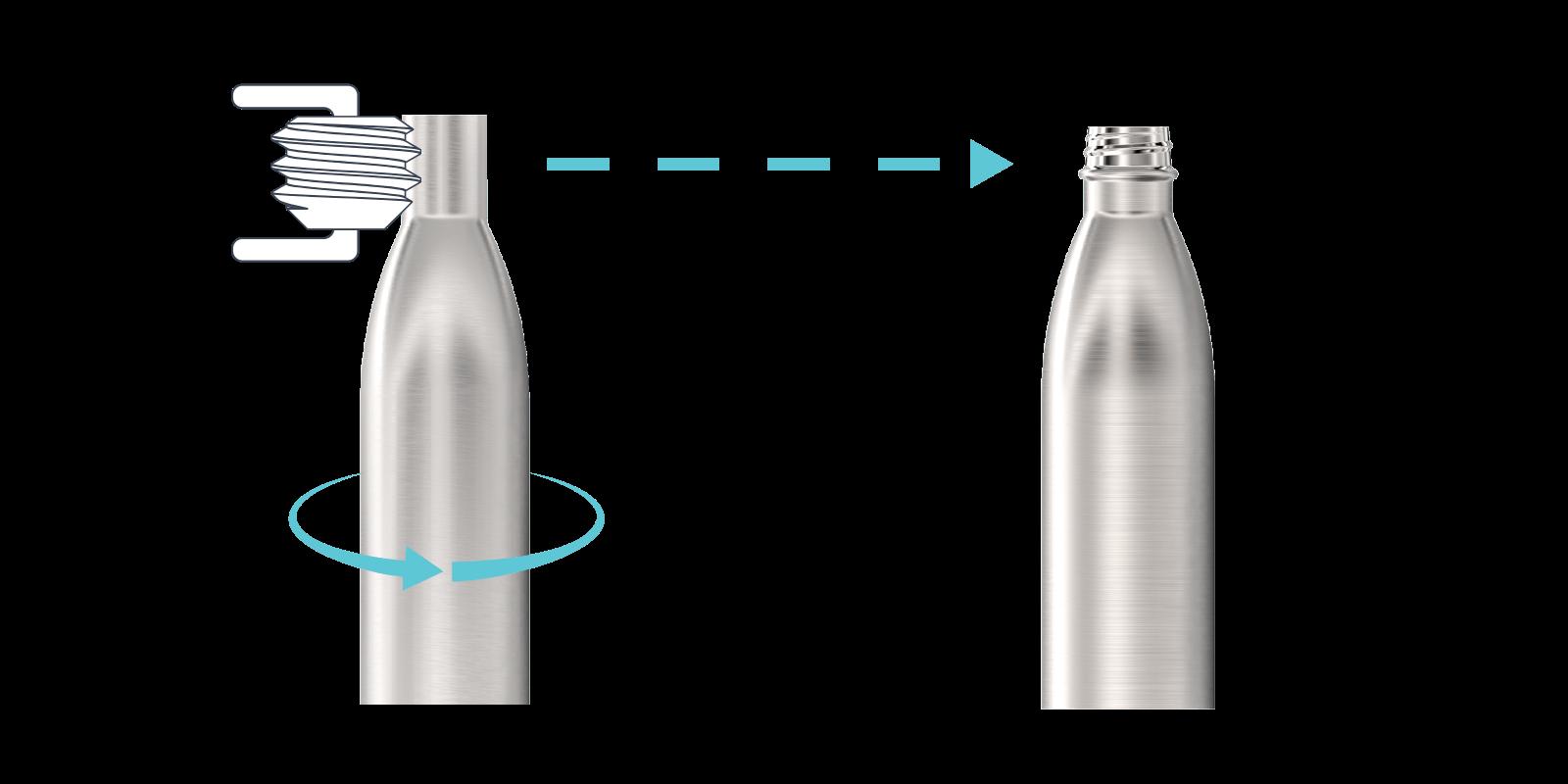 Hvordan vi fremstiller vores metalvandflasker - Step3