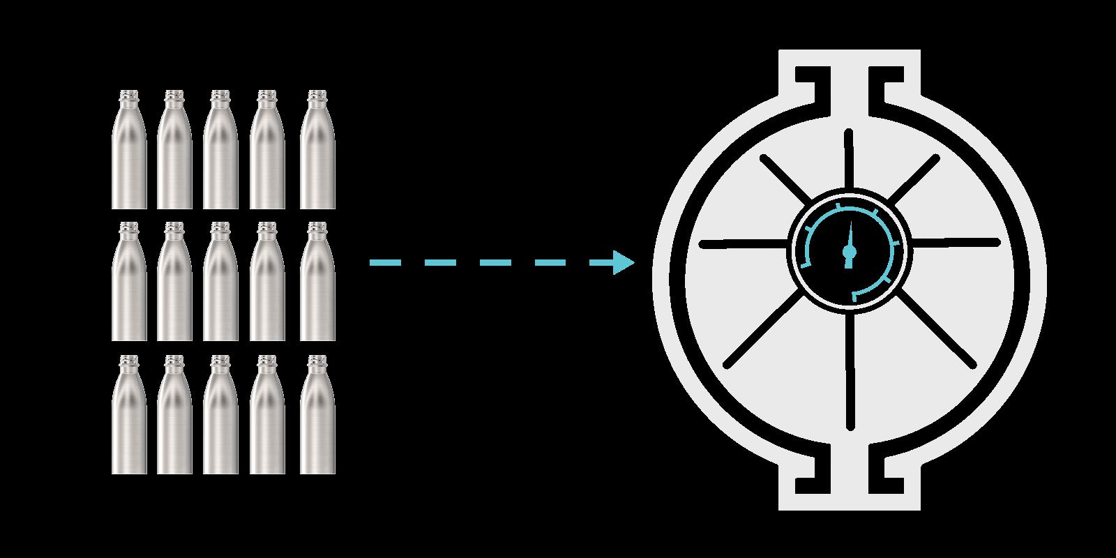 Hvordan vi fremstiller vores metalvandflasker - Step5