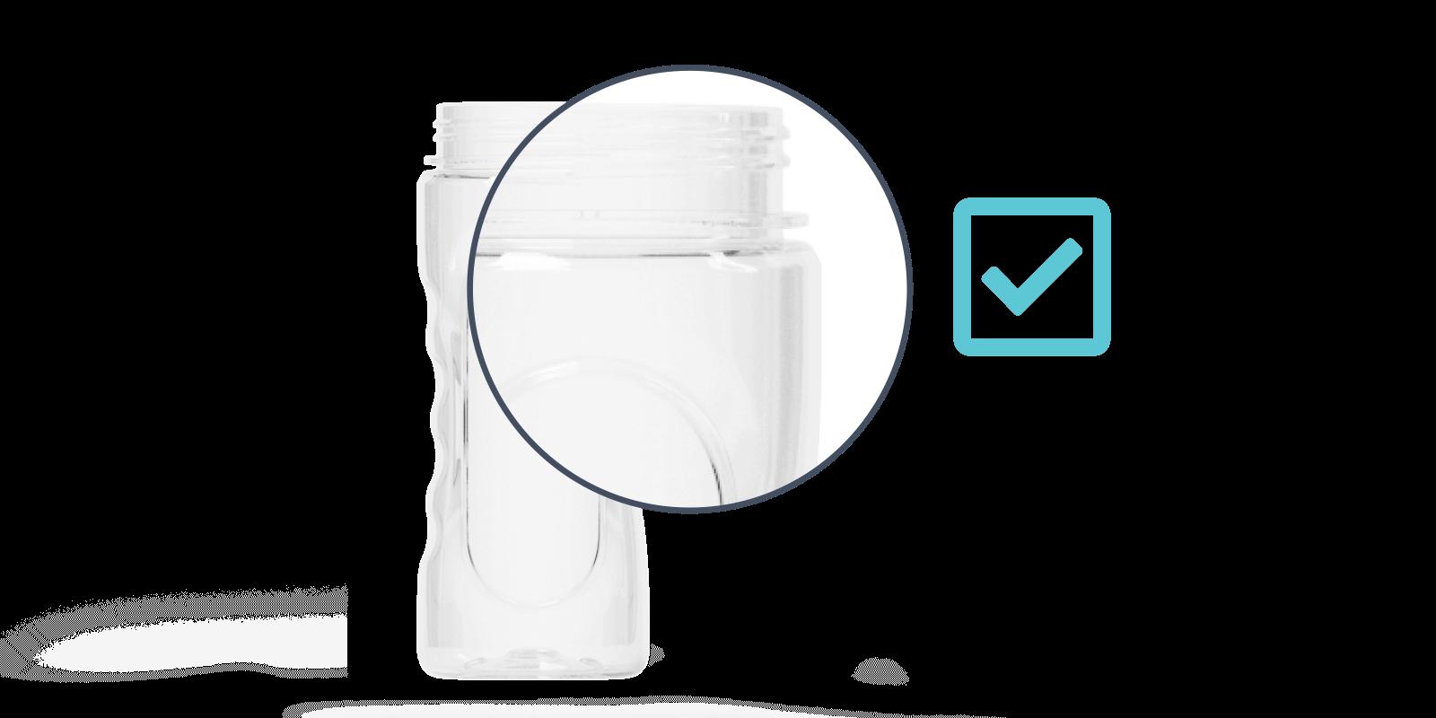 Hvordan vi fremstiller vores plastik drikkedunke - Step4