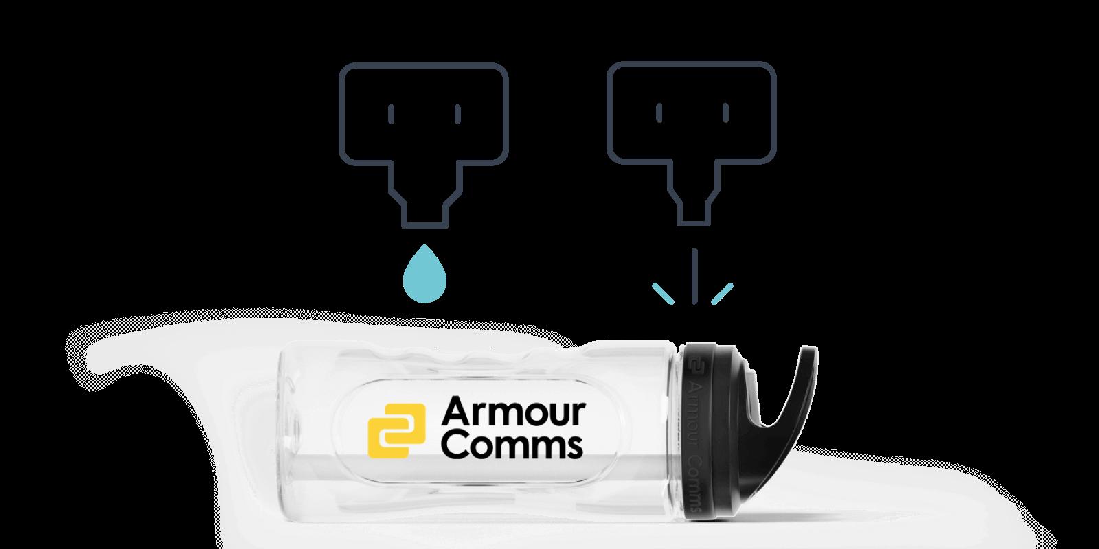 Hvordan vi fremstiller vores plastik drikkedunke - Step5