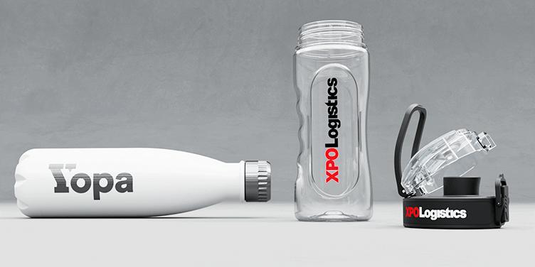 Flasky - Hvordan trykker vi et logo?