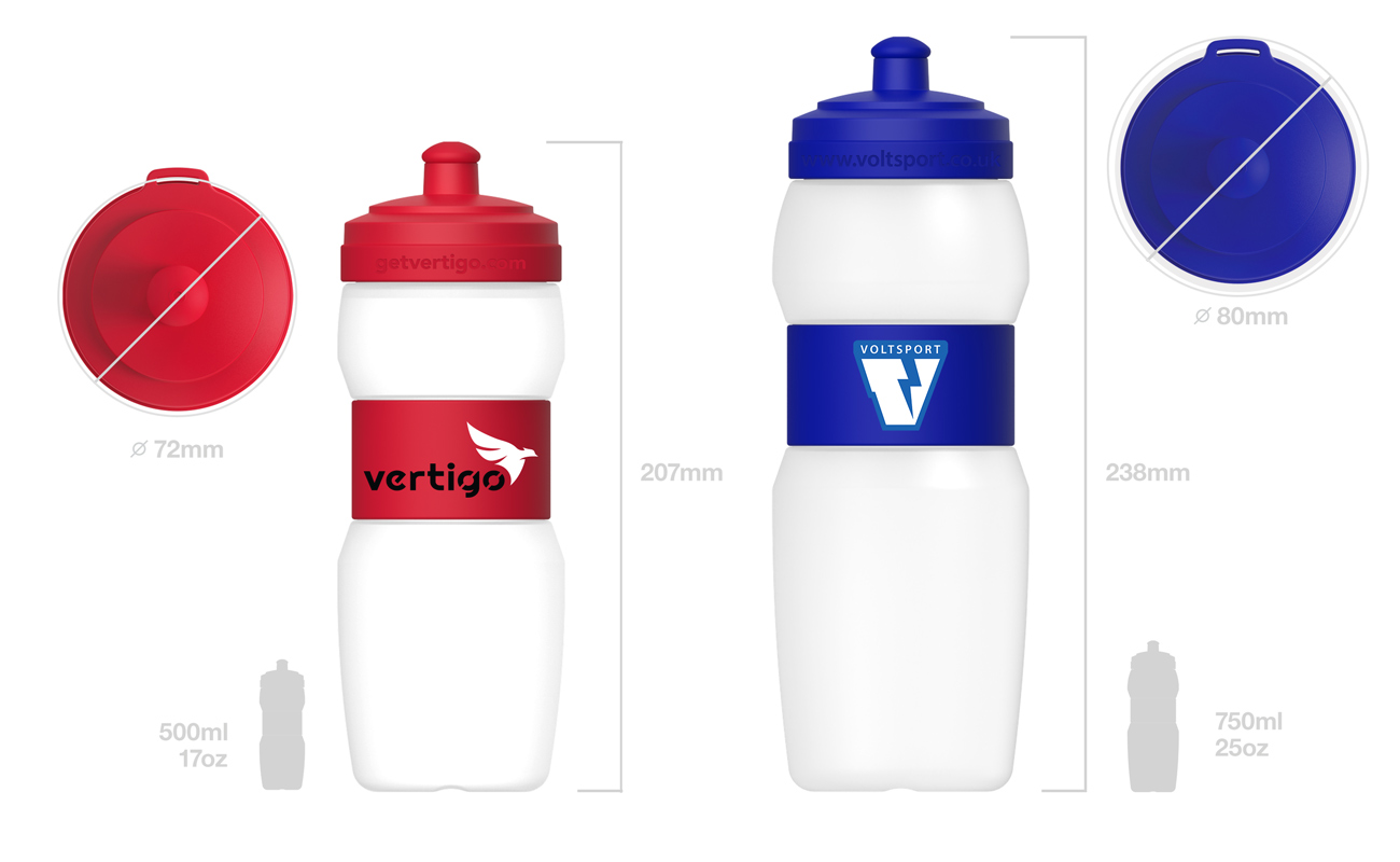 Fit - Speciallavet vand flaske